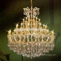 Hôtel lobby pas cher luxe maria theresa lustre éclairage à vendre 8031