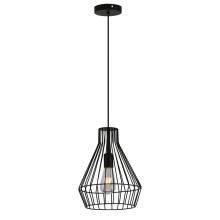Modern iron chandelier lamp wrought iron pendant lamp