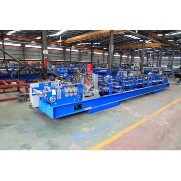 CZU Purlin Профилегибочная машина для производства кронштейнов