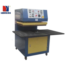 PVC clamshell and paper card sealing packing machine
