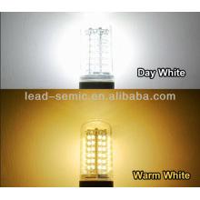 Lampada conduziu o bulbo conduzido G9 24/48 / 80pcs SMD3528 / 5050 3.5W