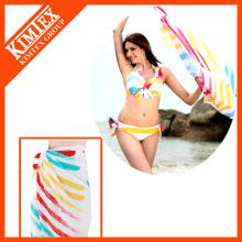 Hot Sales Women Beach Sarong Pareo