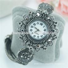 2016 New Arrival Fashion Vintage Quartz Alloy Wrist Watch pour femme B039