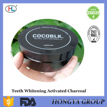 Dental Tooth Whitening Powder Activated Charcoal Tooth Polish