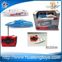 De alta calidad rc pesca cebo barco de control remoto pesca isco barco para la venta de niños H123244