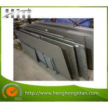 Folha de titânio ASTM B265 com espessura de 0,030 - 1,00 mm