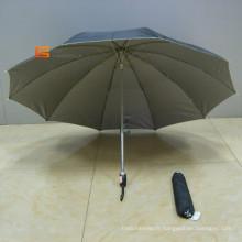 """19 """"* 8 k deux pli, parapluie avec ruban enduit (YS2-001 a)"""