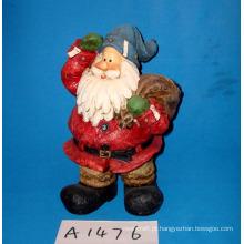 Papai Noel antigo para decoração de natal