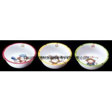 Vaisselle 100% en mélamine-Bol pour enfant / Vaisselle sécuritaire pour enfant (BG2015)
