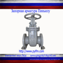 Fabricante de alta presión de la válvula de puerta al por mayor para la construcción