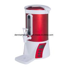 Profesional de acero inoxidable había aislado urna de agua caliente. Caldera de agua caliente y calentador y despachador. con capacidad Real de agua: 4.8 L, 6,8 L, 8,8 L, 10 L, 15 L, 18 L, 22 L
