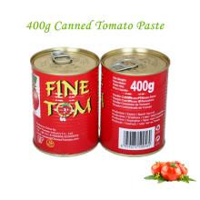 Pasta de tomate 70g / 210g / 400g / 800g