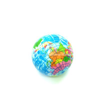 Promotional Globe Shaped Stress Balls