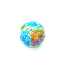 Promotional Globe Shaped Stress Balls