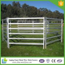 Painéis de corral usados duráveis duráveis galvanizados