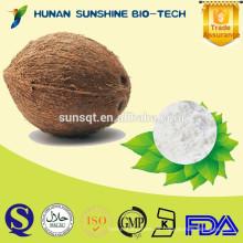 Hecho en polvo de leche de coco instantánea de China a granel para hacer budín
