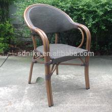 TC-(2) Modern teslin fabric chair/ teslin restaurant chair