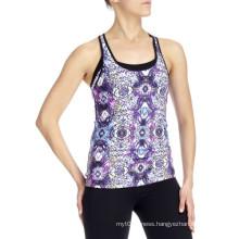 Sports Bodybuilding Yoga Tank Tops/Special V-Back Fitness Sports Wear