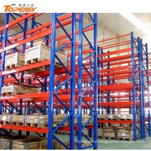 Racking de paletes de armazenamento a frio para armazéns pesados