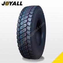 JOYALL China fábrica TBR neumático D909 super sobre carga y resistencia a la abrasión 1200r20 para su camión