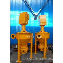 Froth Pump for Delivering Foam Slurries Slurry Pump & Concentrate Circulating Pump for Paper Factory (3QV-ZJF)