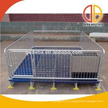 Fornecedor certificado do equipamento popular da criação de animais do porco da pena do berçário do porco
