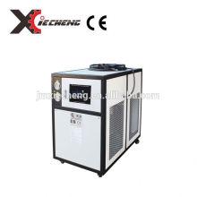 С воздушным охлаждением -3~30 градусов охладитель