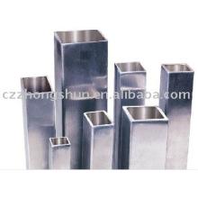 Q235 Tubo de acero rectangular / RHS