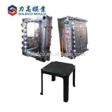 2018 Table Stuhl Schimmel / Kunststoff-Spritzguss-Hersteller China / Kunststoff-Formenbauer