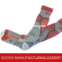 Professioanl Woolen Ski Sock auf Skaten (UBUY-1401)