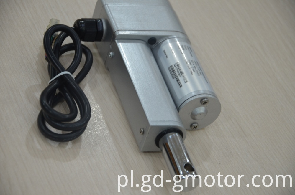 Dc Linear Actuator