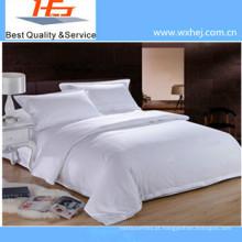 Capa protectora de edredão de algodão estilo Hotel estrela Poly Doona