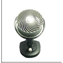 Ventilateur multi-angles avec direction du vent