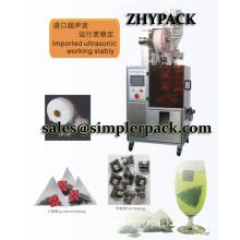 Automatic nylon triangle tea bag packing machine-ZHYPACK