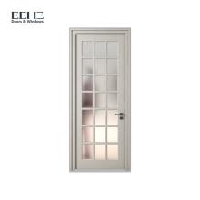 Matériau de porte HDF et type porte moulée HDF Porte en bois intérieure bon marché