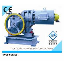 Machine de Traction VVVF Canon ascenseur