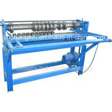 Schlitzmaschine für Blechtafel