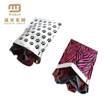 High Quality Custom Pattern Printed Plastic Opaque Courier Mailing Bag Poly Bags For Garments