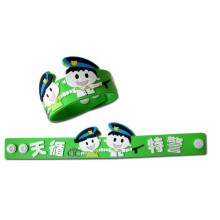Fashion Jewelry Promotion Gift Silicone Wristband