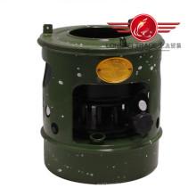 Poêle à huile à mini-pétrole portatif