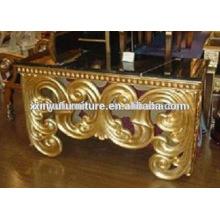 Dekorative Holztisch I0014