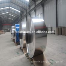Folha de alumínio profissional 8011 O para laminação fabricante