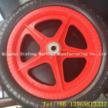 12 pulgadas de la rueda de la PU para el carro