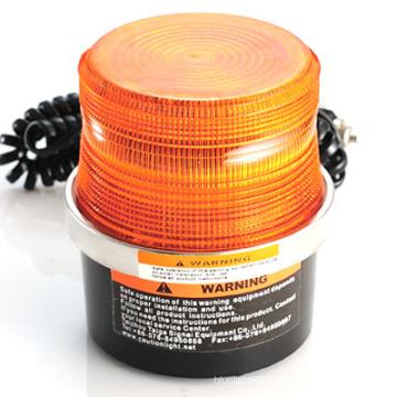 LED Super Flux Bright Warning Light Beacon (HL-211 AMBER)