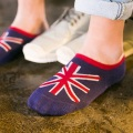 Men and Women`S Invisible Low Cut No Show Boat Socks