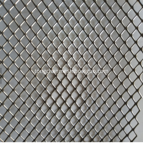 Galvanized stainless steel aluminum Expanded metal mesh02