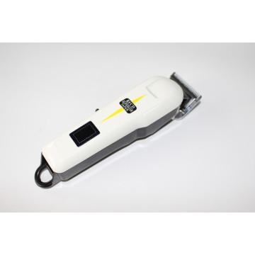 Producción profesional eléctrico Recharegeable pelo Clipper DC Motor Clipper nuevo diseño de la batería