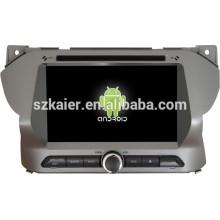 Glonass / GPS Android 4.4 Spiegel-Link TPMS DVR Auto zentrale Multimedia für Suzuki Alto mit GPS / Bluetooth / TV / 3G