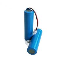 3.7v 2000mAh 18650 Batterie 1S1P