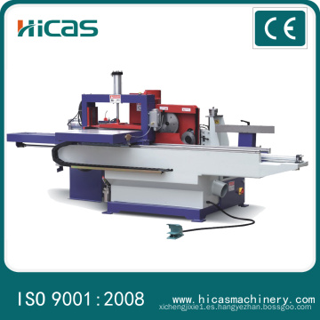 Hicas máquina de línea de unión de dedo de madera